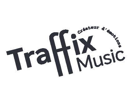 Logo Traffix Music