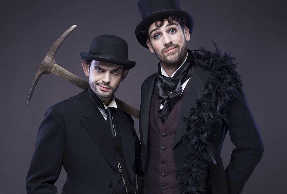 Firmin & Hector – Croque-morts Chanteurs
