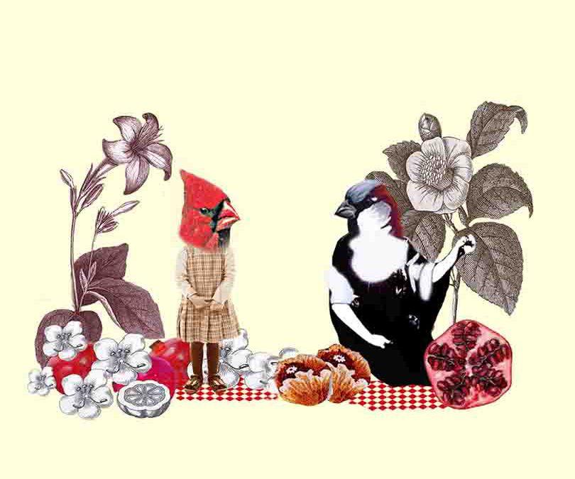 Madame Glou – Les Deux Oiseaux